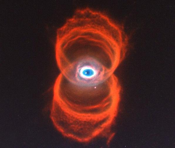 Hourglass Nebula Mist Hourglass Fog Fog Night Sky