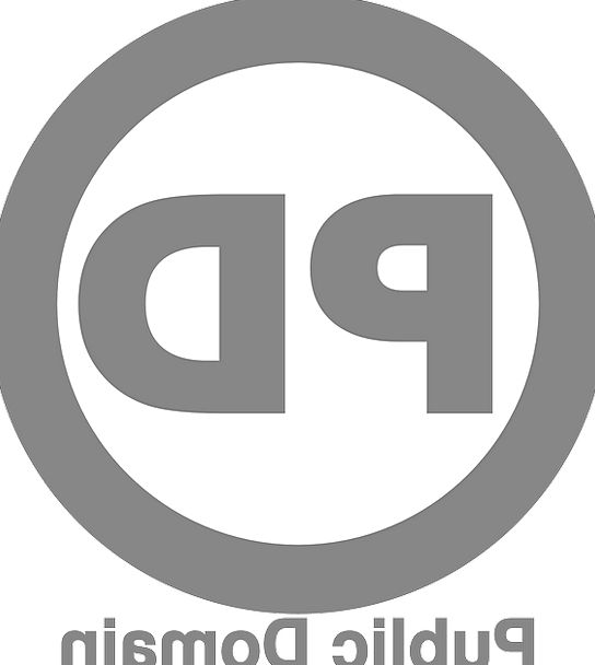 Copyright-Free Communication Symbol Computer Cc0 L