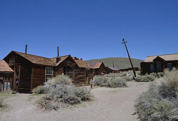 Ghost Town Vacation Reward Travel Usa Desert Vacat