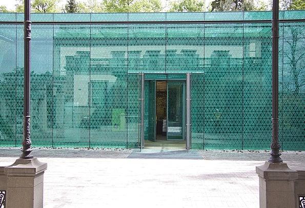 Museum Rietberg Contribution Extension Emerald Inp