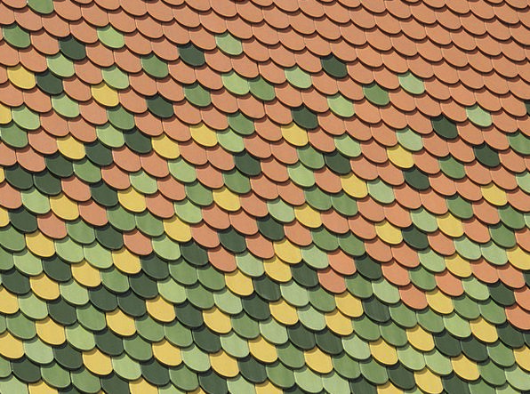 Roof Rooftop Textures Sand Backgrounds Pattern Des
