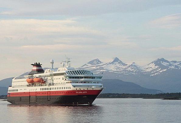 Hurtigruten Scandinavia Norway