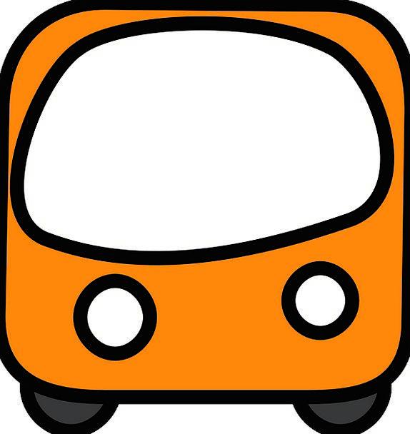 School Bus Traffic Car Transportation Transportati
