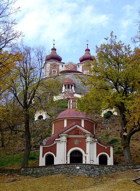 Calvary Ecclesiastical Slovakia Church Nature Coun