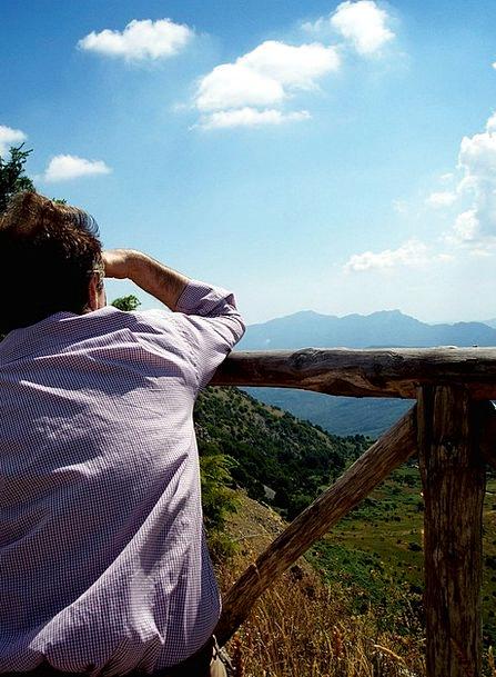 Landscape Scenery Landscapes Nature Overview Impre