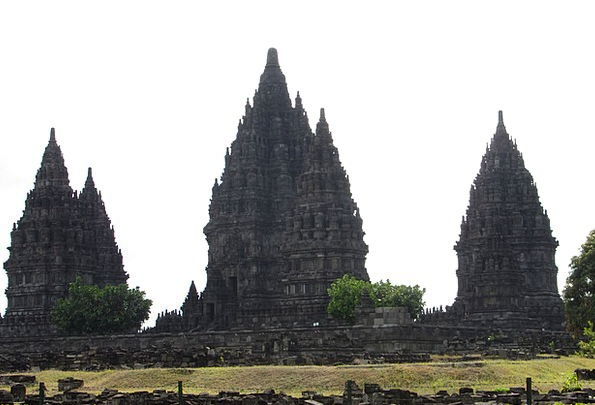Candi Buildings Building Architecture Ancient Anti