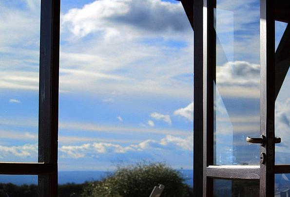 Door Entrance Landscapes Nature Cloud Mist Sky Hei