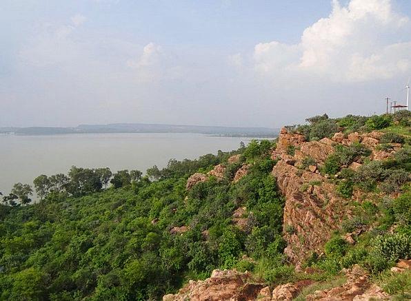 Renuka Sagar Landscapes Freshwater Nature Malaprab
