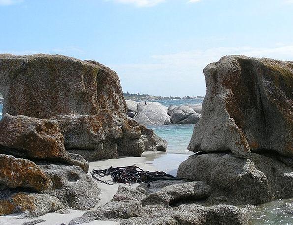 Rock Pillar Vacation Seashore Travel Sea Marine Be