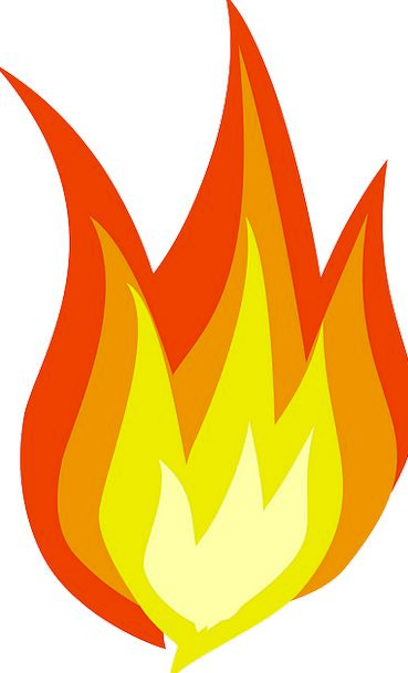 Fire Passion Blaze Heat Warmth Flame Danger Hazard
