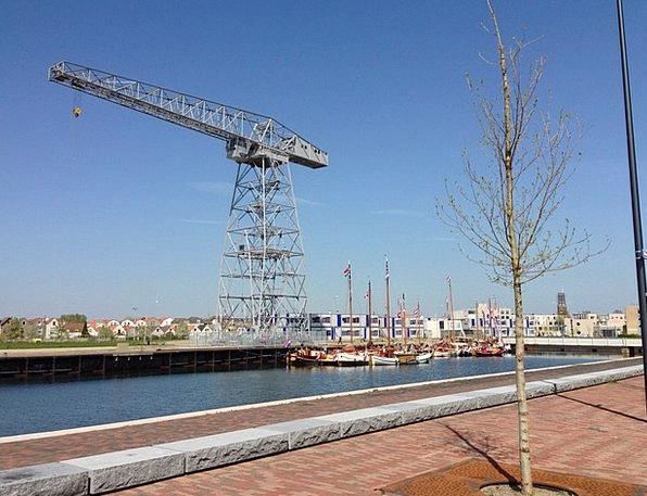 Schelde Quarter Dock Port Schelde Faucet Vlissinge