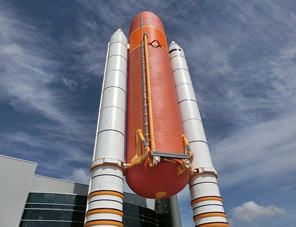 Rocket Skyrocket Usa Fuel Tanks Landing Nasa Wernh