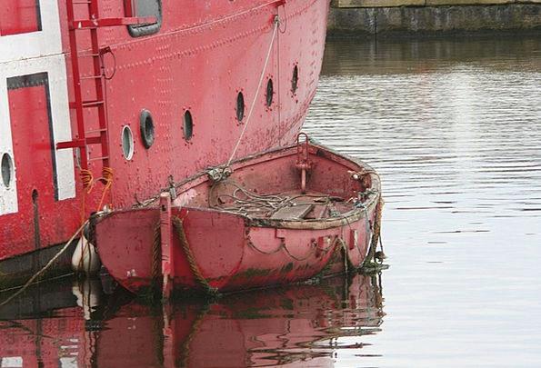 Dinghy Ship Traffic Transportation Transport Conve