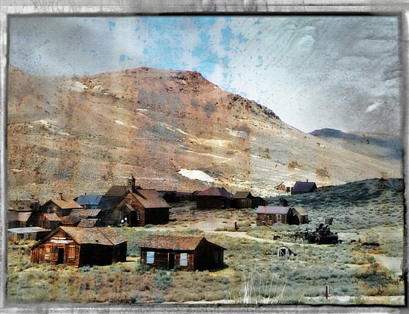 Bodie Ghost Town Buildings Architecture Usa Califo