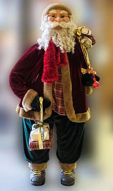 Nicholas Christmas Santa Claus Christmas Market