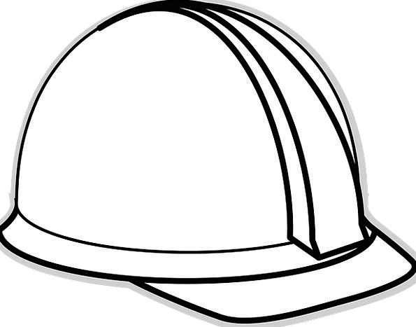 Safety Helmet Craft Building Industry Hard Hat Con