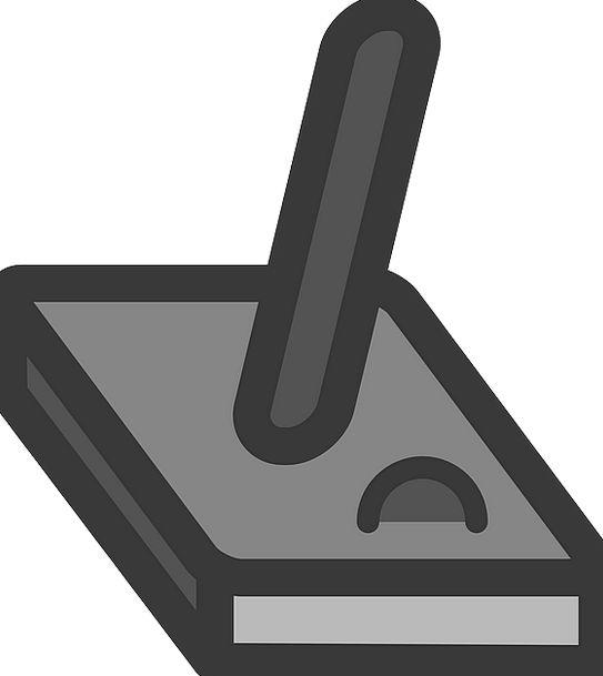 Joystick Stick Supervisor Control Switch Controlle
