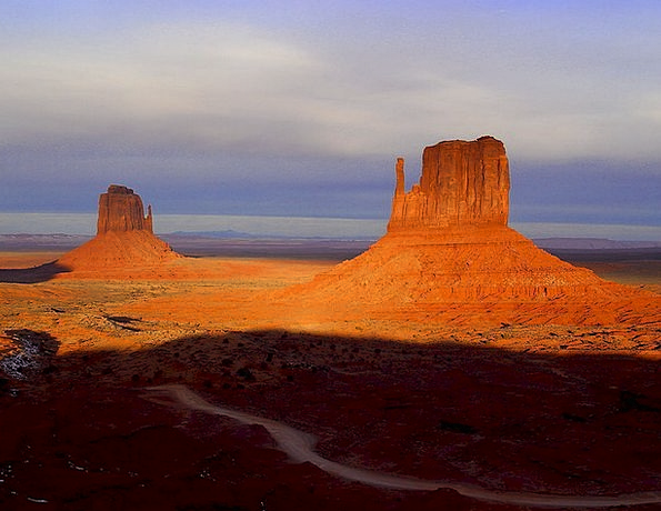 Monument Valley Landscapes Nature Nature Countrysi
