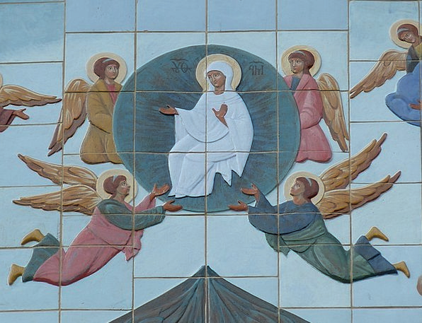Yaroslavl Church Ecclesiastical Russia Decorative