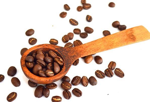 Coffee Chocolate Africa Ethiopia Beans Spoon Bean