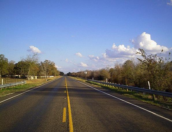 Road Street Traffic Blue Transportation Highway Th