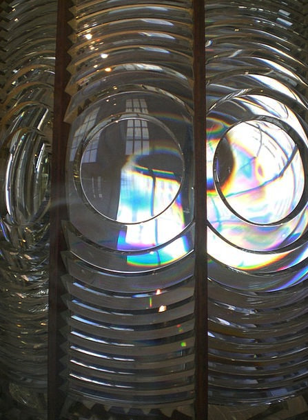Fresnel Lens Nautical Maritime Light House
