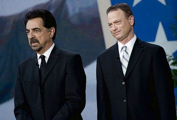 Gary Sinise Actors Performers Joe Mantegna Celebri