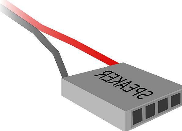 Speaker Utterer Control Plug Wad Power Wiring Cabl