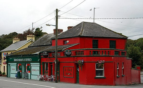 Ireland Buildings Community Architecture Town Urba