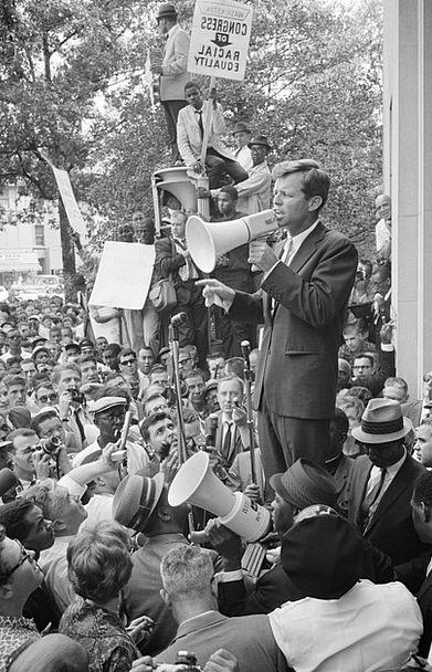 Speech Language Robert Kennedy Make Speech America