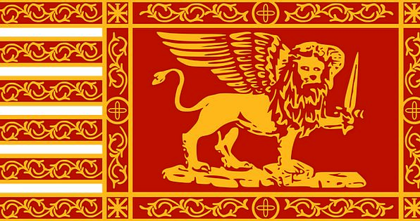 Republic Of Venice Standard Venice Flag Nationalis