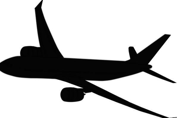 Plane Flat Vacation Travel Airplane Jet Aviation A