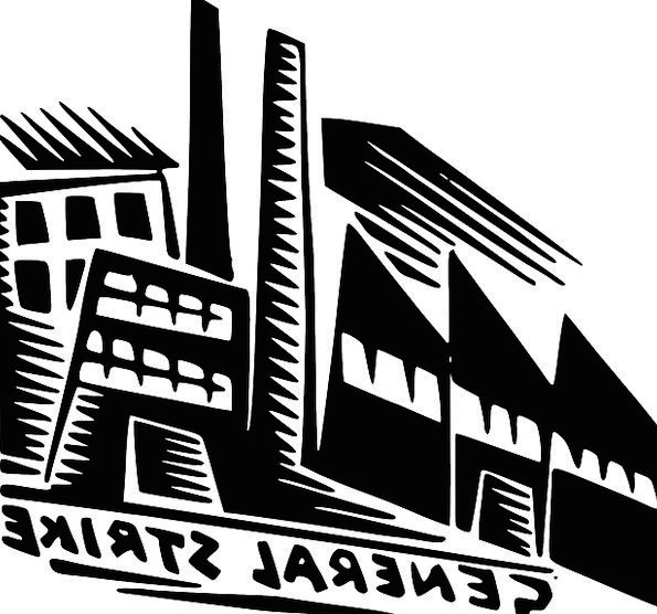 General Overall Raid Factory Sweatshop Strike Clos