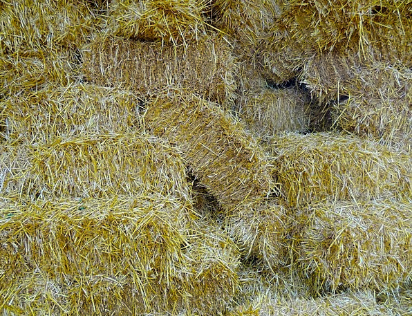 Straw Grass Textures Backgrounds Farm Farmhouse St