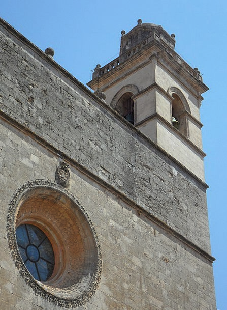Church Ecclesiastical Tower Petra Steeple Architec