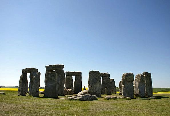 Stonehenge Buildings Memorial Architecture Pre-His