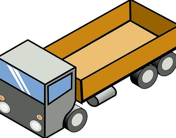 Truck Car Traffic Clip Transportation Automobile T