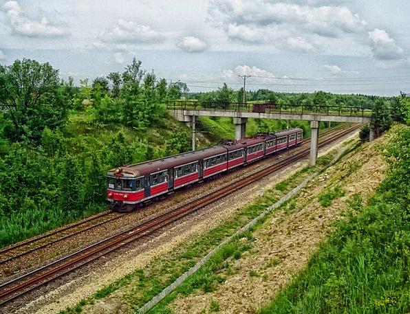 Poland Vacation Pullman Travel Travel Portable Tra