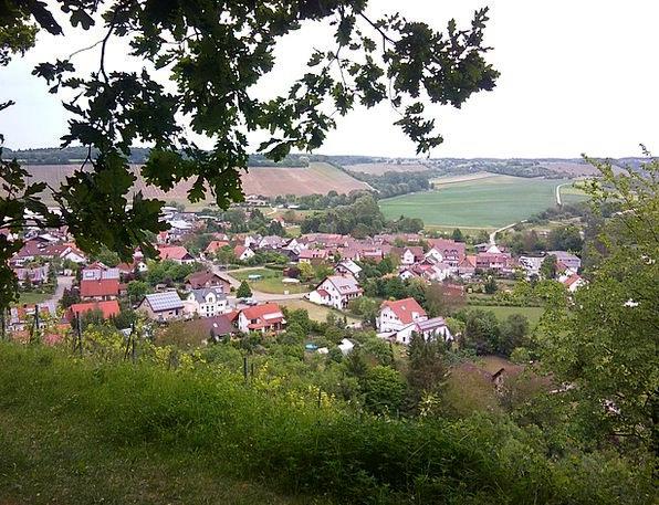 Place Home Landscapes Scenery Nature Village Commu