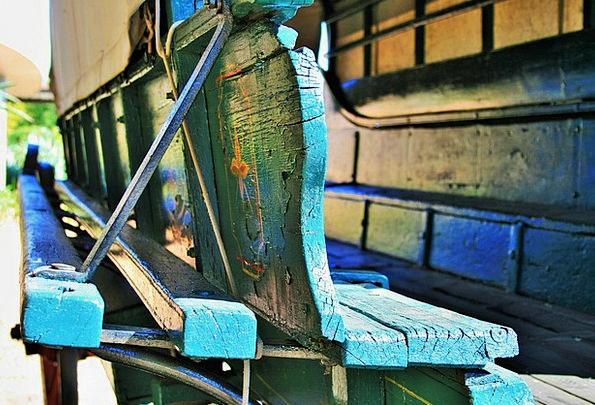 Ox Wagon Traffic Carriage Transportation Ox Steer