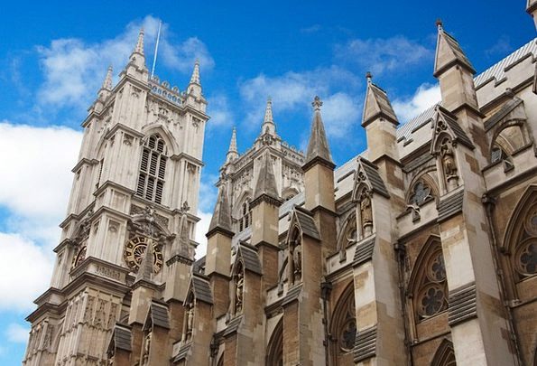 Westminster Buildings Cloister Architecture Archit