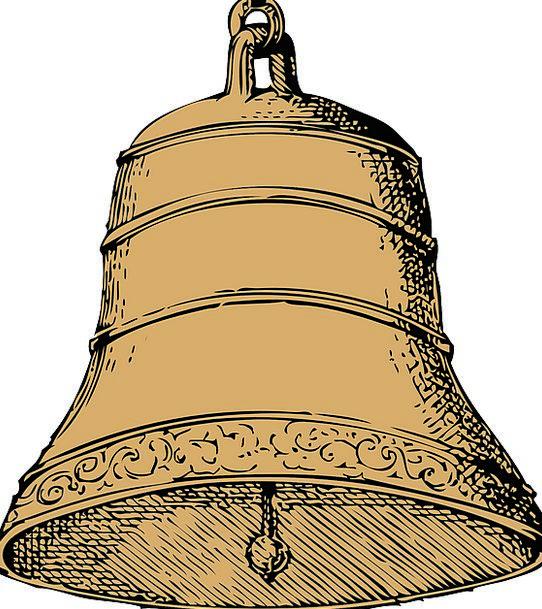 Bell Church bell Complete Metallic Metal Sound Ins