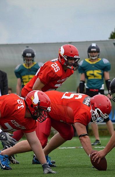 Football Ball Czech Budejovice American Football P