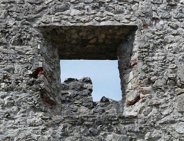 Ruin Devastation Buildings Fortress Architecture W