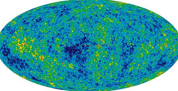 Space Interplanetary Cosmos Background Radiation U