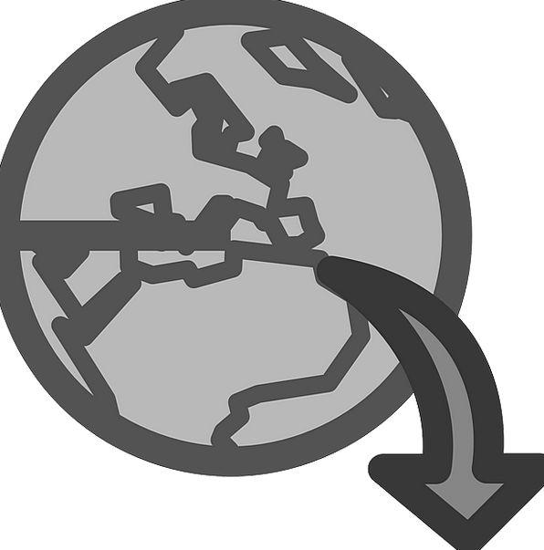 Global Worldwide Net System Scheme Network Theme M