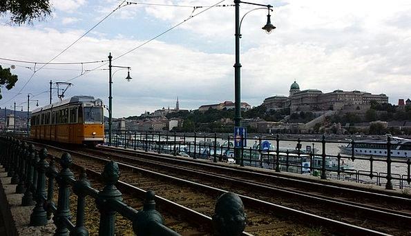 Budapest Panorama View Hungary