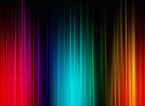 Spectrum Range Textures Hallucinogenic Backgrounds