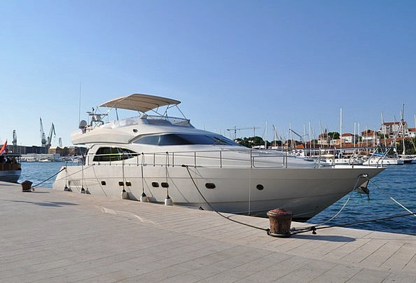 Yacht Vessel Holidays Breaks Ship Luxury Treat