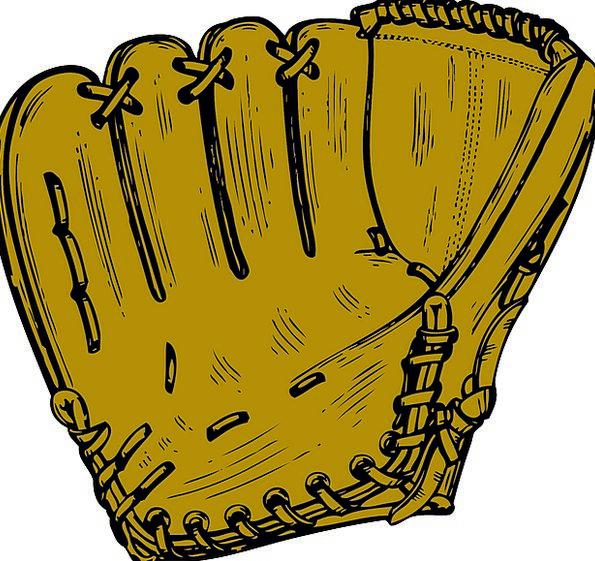 Glove Skin Stitch Sew Leather Pitch Baseball Softb